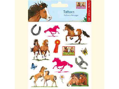"""Pferdefreunde """"Tatoos"""""""