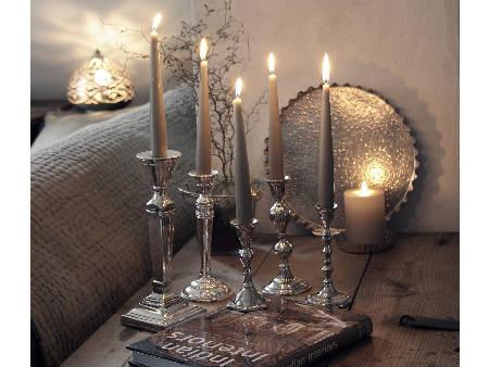 liebenswert online startseite madam stoltz kerzenst nder 18 cm von madam stoltz. Black Bedroom Furniture Sets. Home Design Ideas