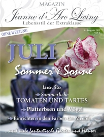 Jeanne d´ Arc Living Magazin No. 6/2012
