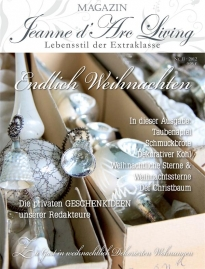Jeanne d´ arc living Magazin No. 11/12
