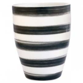 GreenGate Sally dark grey Latte Cup