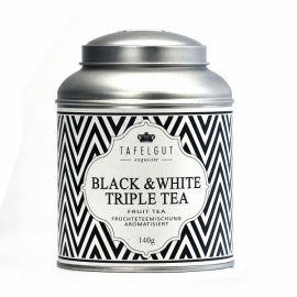 Tafelgut BLACK & WHITE TRIPLE TEA