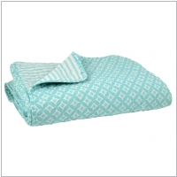 IB Laursen Quilt Esther mint