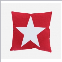 Krasilnikoff Kissenh�lle one Star red