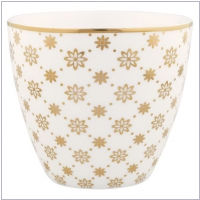 GreenGate Latte Cup Laurie gold