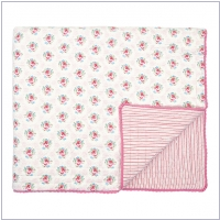 GreenGate Quilt Olivia pale pink