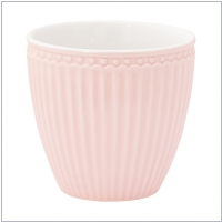 GreenGate Latte-Cup Alice pale pink