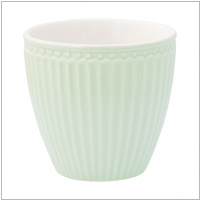 GreenGate Latte-Cup Alice pale green