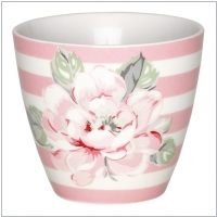 GreenGate Latte Cup Ditte pink
