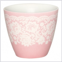GreenGate Latte Cup Livia pink