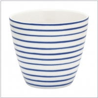 GreenGate Latte-Cup Sally indigo