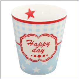 "Krasilnikoff Happy Mug ""Happy day"""