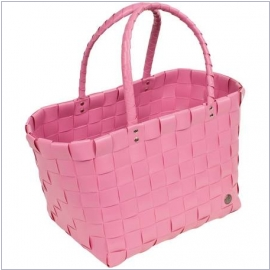 "Handed By Shopper ""Paris"" pink"