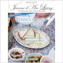 Jeanne d´ Arc Living Magazin No. 7/2012