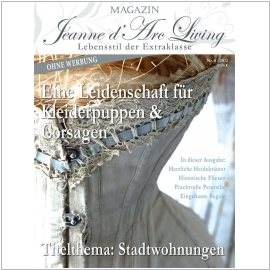 Jeanne d' arc living Magazin 08/2012