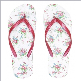 GreenGate Flipflop Agnes red