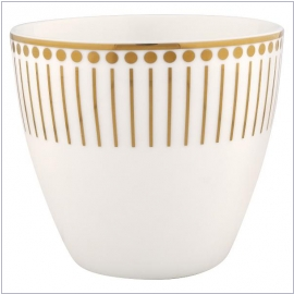 Gate Noir by GreenGate Latte Cup Dawn Gold
