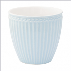 GreenGate Latte-Cup Alice pale blue