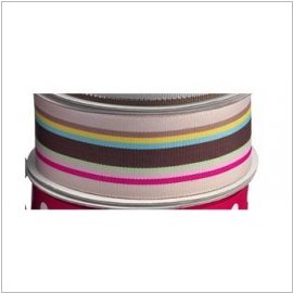 GreenGate Band Beige/Multi-stripes