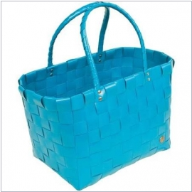 Handed By Shopper Paris light blue